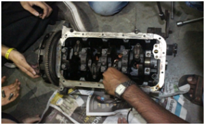 Dis-Assembly & Assembly Of Car Engine2