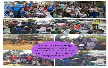 PRAYAAS Street Children
